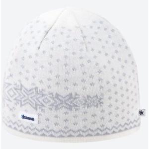 Dzianinowy Merino czapka Kama A128 101 naturalnie biała