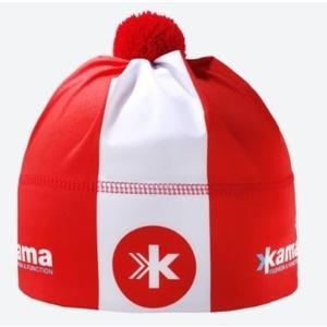 Do biegania czapka Kama AW05 104 czerwona, Kama