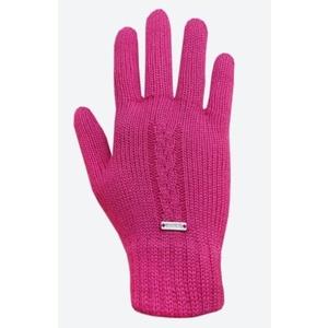 Trykotowy Merino rękawice Kama R103 114 różowa, Kama