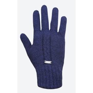 Trykotowy Merino rękawice Kama R103 108 ciemno niebieska, Kama