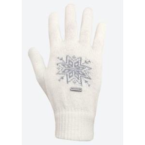 Trykotowy Merino rękawice Kama R104 101 naturalnie biała, Kama