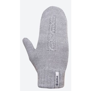 Trykotowy Merino rękawice Kama R105 109 jasno siwy, Kama
