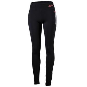 Damskie do biegania spodnie Rogelli Dynamic, 840.781. czarny i szary odblaskowy rużowy, Rogelli