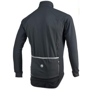 Męski rowerowy bluza Rogelli All Seasons, 004.023. czarny, Rogelli