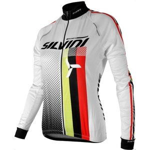 Damski rowerowy bluza Silvini TEAM WD834 white, Silvini