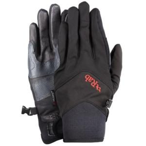 Rękawice Rab M14 glove black/BL, Rab