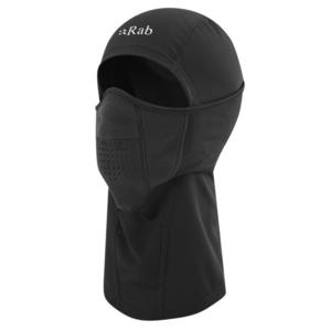 Kominiarka Rab Ninja Balaclava black/BL, Rab