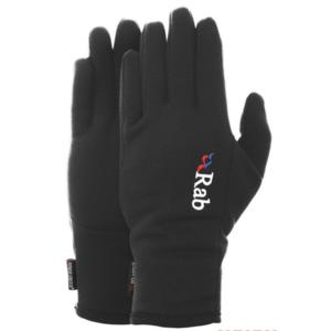 Rękawice Rab Powerstretch Pro Glove black/BL, Rab