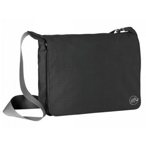 do miasta torba Mammut Shoulder Bag Square 8l, black 0001, Mammut