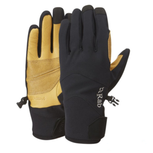 Rękawice Rab Velocity Glove RAB black/BL, Rab