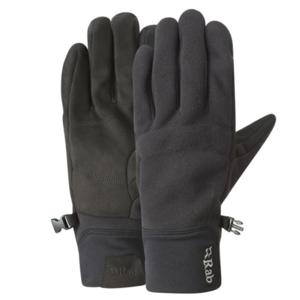 Rękawice Rab Windbloc Glove black/BL, Rab