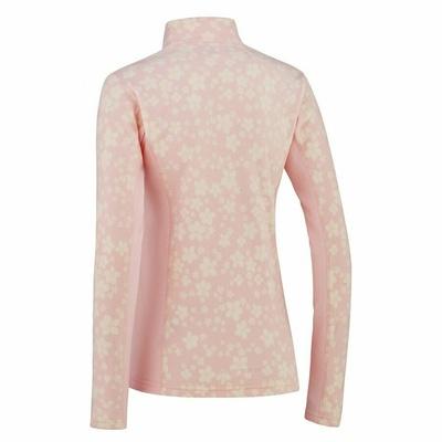 Damska bluza sportowa Kari Traa Tveband 622419, różowa, Kari Traa
