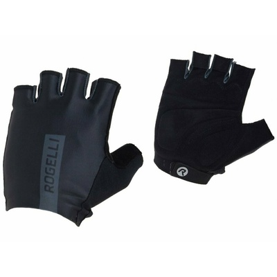Rowerowe rękawice Rogelli PACE, czarne 006.380, Rogelli