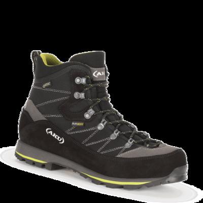Męskie buty AKU Trekker Lite III GTX czarno / zielone, AKU