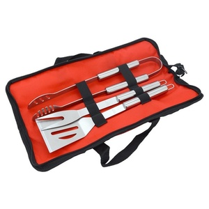 do grilowania narzędzia zestaw 3ks Cattara tekstylia bag, Cattara