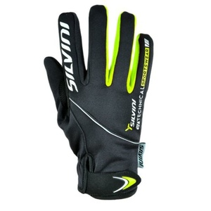 Damskie rękawice Silvini ORTLES WA723 black, Silvini