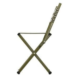 Krzesło kempingowe składana z oparciem Cattara NATURE, Cattara