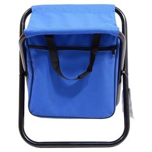 Krzesło kempingowe składana Cattara MALAGA niebieska, Cattara