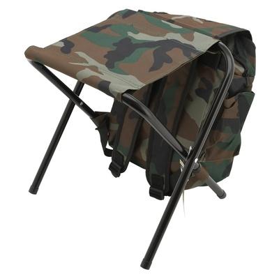 Krzesło składana z plecak Cattara OLBIA ARMIR, Cattara