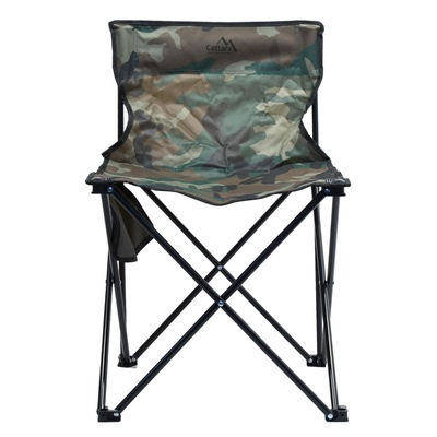 Krzesło kempingowe składana Cattara BARI ARMY, Cattara