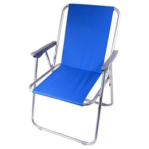 Krzesło kempingowe składana Cattara BERN niebieska, Cattara