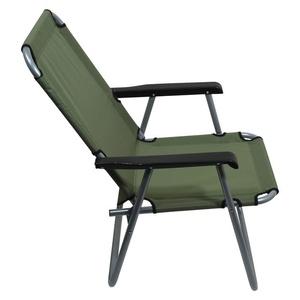 Krzesło kempingowe składana Cattara LYON ciemno zielony, Cattara