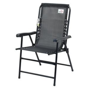 Krzesło ogródowa składana Cattara TERST czarny, Cattara
