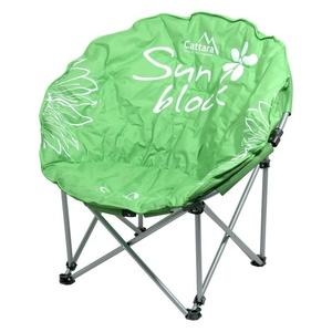 Krzesło kempingowe składana Cattara FLOWERS zielony, Cattara