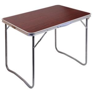 Stół kempingowy składana Cattara BALATON brązowy, Cattara