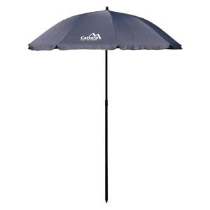 Parasol składana Cattara TERST 180cm siwy, Cattara