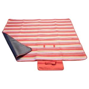 Piknikowa koc Cattara FLEECE 150x135cm czerwona, Cattara