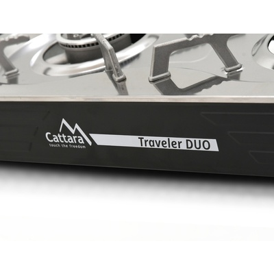 gazowy kuchenka Cattara Traveler DUO, Cattara