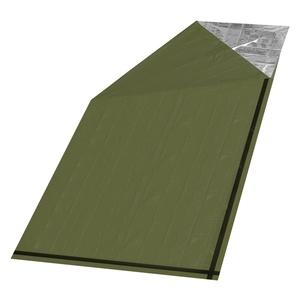 Izotermiczny folia Cattara SOS zielony walec 200x92cm