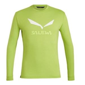 Koszulka Salewa SOLIDLOGO DRY M L/S TEE 27340-5257, Salewa