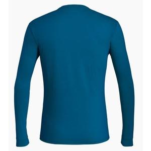 Koszulka Salewa SOLIDLOGO DRY M L/S TEE 27340-8366, Salewa