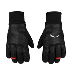 Rękawice Salewa FULL LEATHER TirolWool FINGER Glove 27288-9010, Salewa