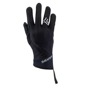 Zimowe rękawice Silvini Olona WA1308 black, Silvini
