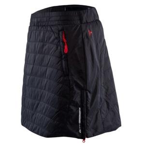 Damska ciepły spódnica Silvini Cucca WS744 black red, Silvini