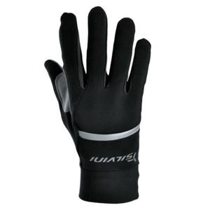 Unisex rękawice Silvini isonzo UA905 black-white, Silvini
