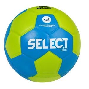 Ręczna piłka Select Foam ball Kids IV zielono niebieska, Select