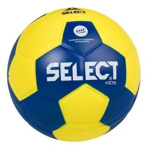 Ręczna piłka Select Foam ball Kids IV żółto niebieska, Select