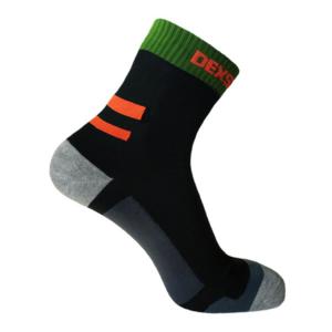 Skarpety DexShell Running Sock Blaze pomarańczowy, DexShell