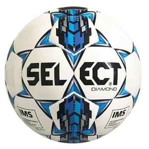 Futbolowa piłka Select FB Diamond Special biało niebieska, Select