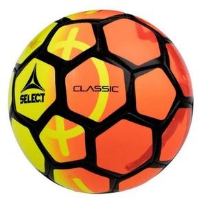 Futbolowa piłka Select FB Classic żółto pomarańczowy, Select