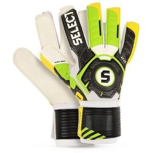 Bramkarzskie rękawice Select 22 flexi grip zielono żółty, Select