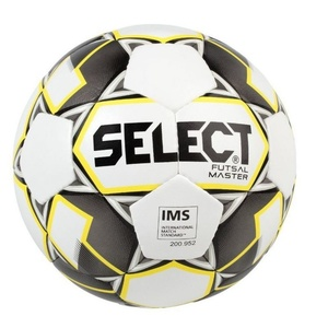 futsalowy piłka Select FB Futsal Master biało żółty, Select