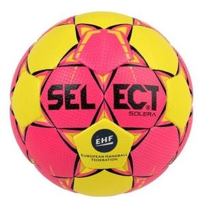Ręczna piłka Select HB Solera żółto różowa, Select