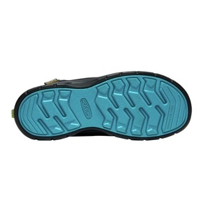 Dziecięce buty Keen Hikeport MID Strap WP Y, magnes / zielony, Keen