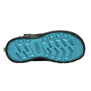 Dziecięce buty Keen Hikeport MID Strap WP C, magnes / zielony, Keen