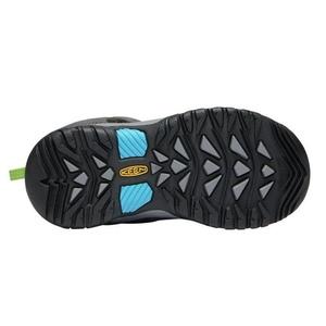 Dziecięce buty Keen Levo Winter WP C, magnes / niebieski jewel, Keen